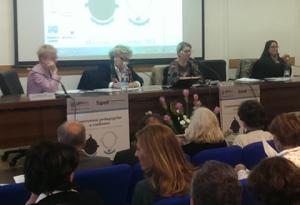 Immagine di una sessione di lavoro dal convegno SIPED 2013