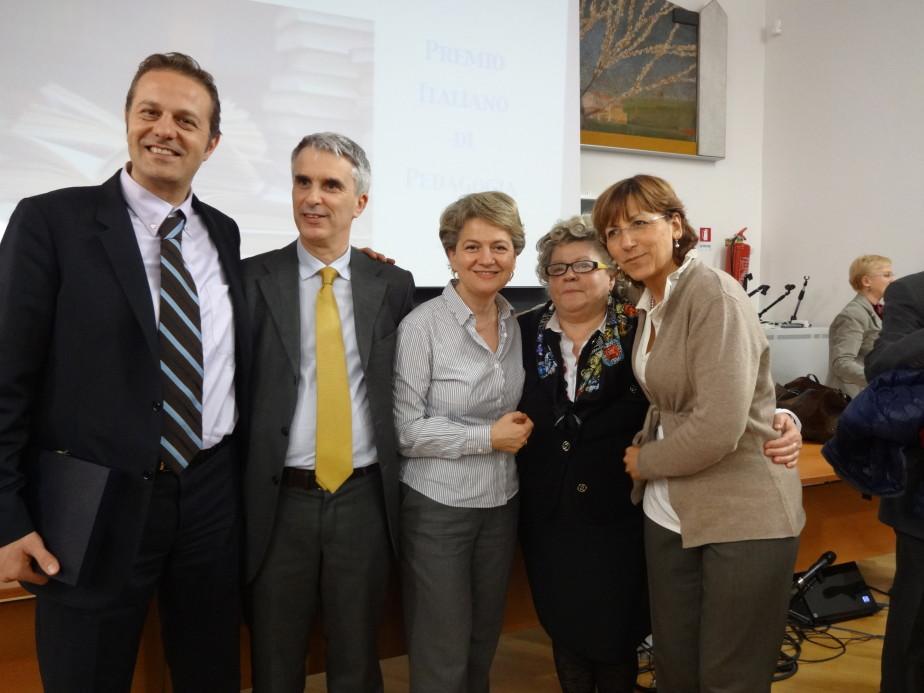 Cerimonia Premio Italiano Di Pedagogia 2014  1