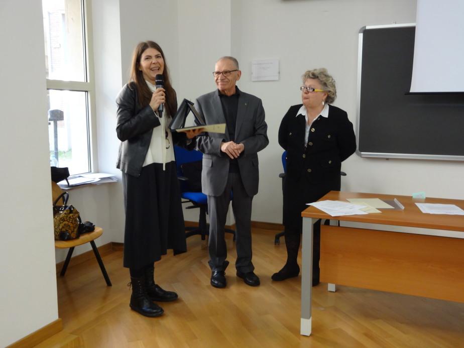 Cerimonia Premio Italiano Di Pedagogia 2014  13