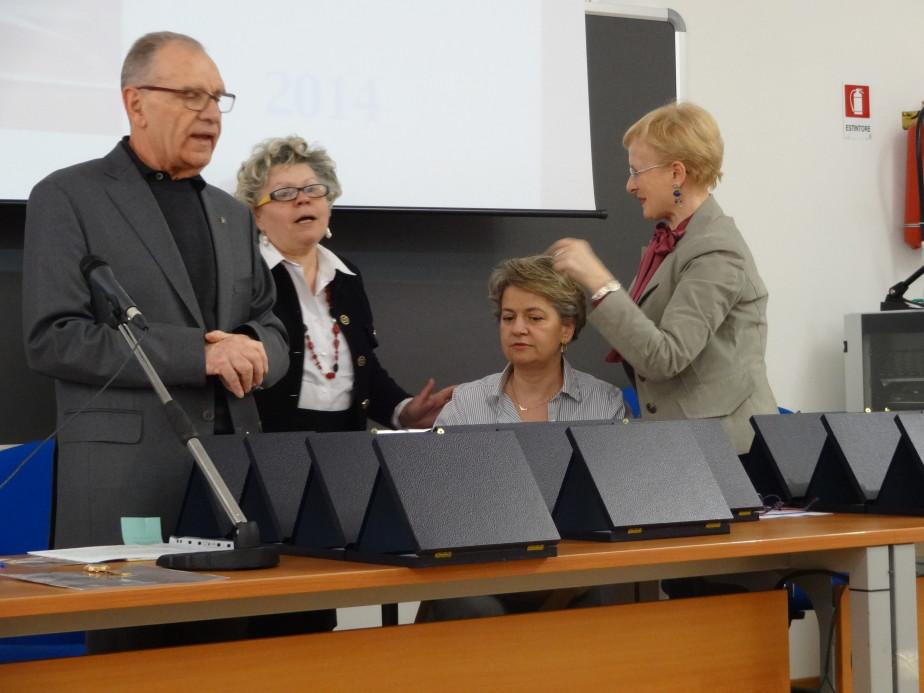 Cerimonia Premio Italiano Di Pedagogia 2014  19