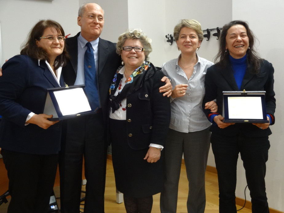 Cerimonia Premio Italiano Di Pedagogia 2014  2