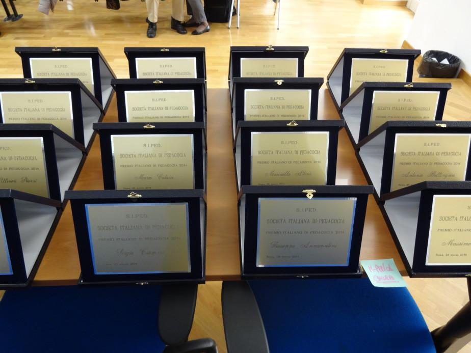 Cerimonia Premio Italiano Di Pedagogia 2014  23