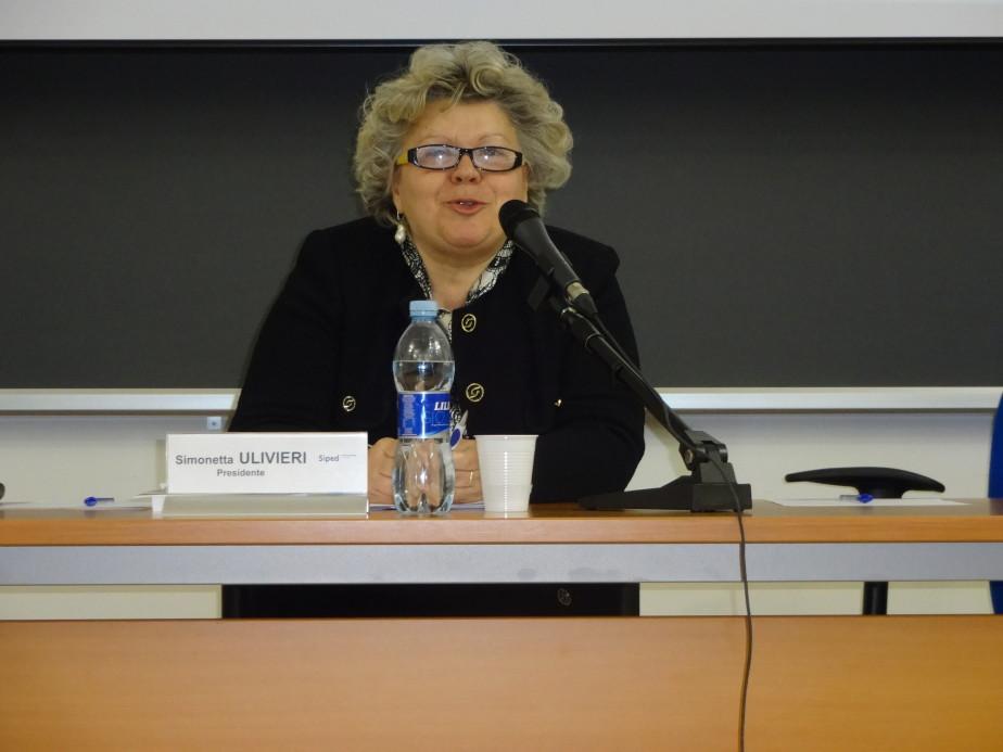 Cerimonia Premio Italiano Di Pedagogia 2014  29