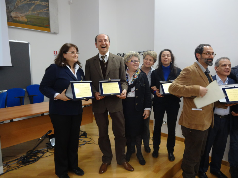 Cerimonia Premio Italiano Di Pedagogia 2014  3