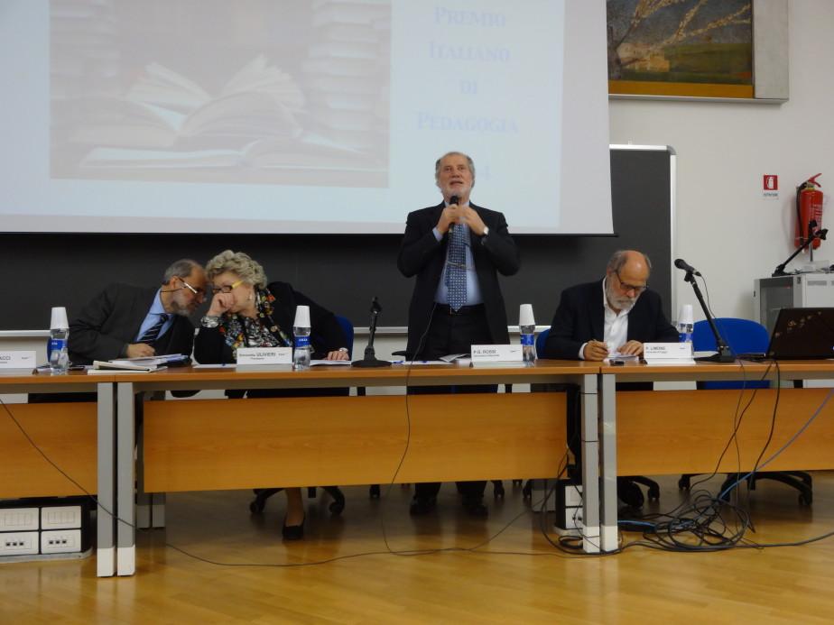 Cerimonia Premio Italiano Di Pedagogia 2014  30