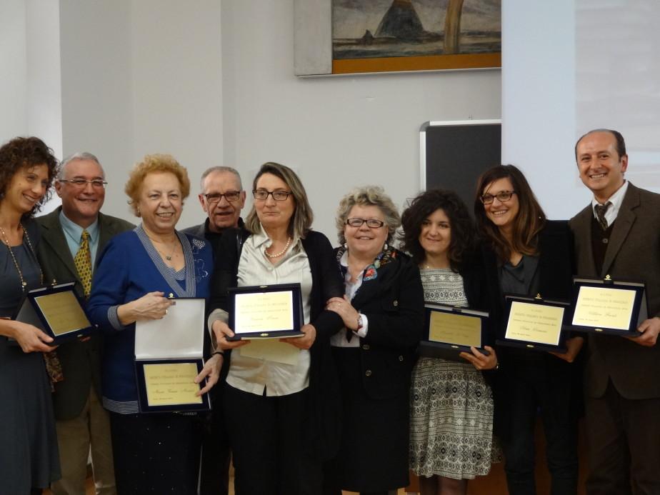 Cerimonia Premio Italiano Di Pedagogia 2014  4