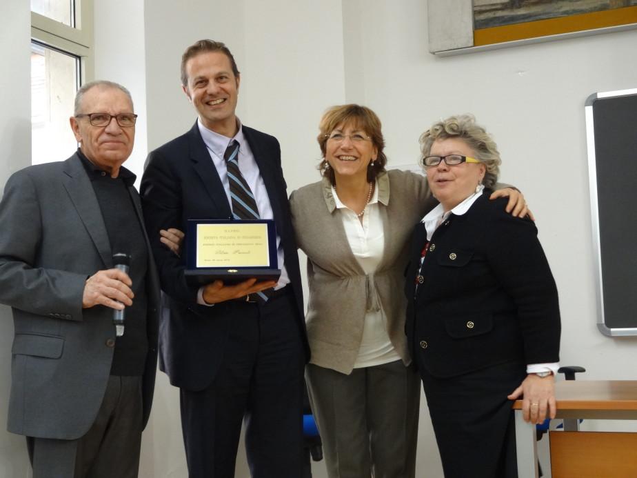 Cerimonia Premio Italiano Di Pedagogia 2014  6