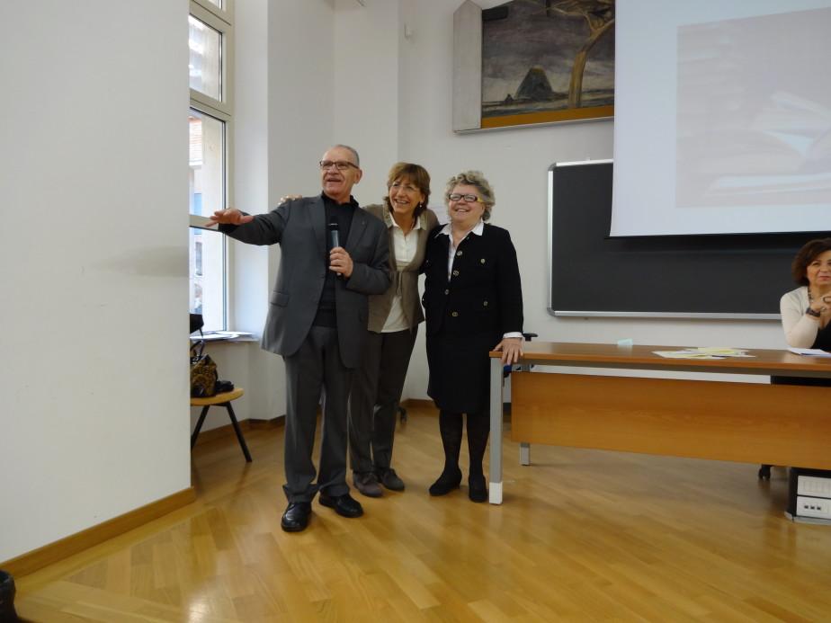 Cerimonia Premio Italiano Di Pedagogia 2014  7