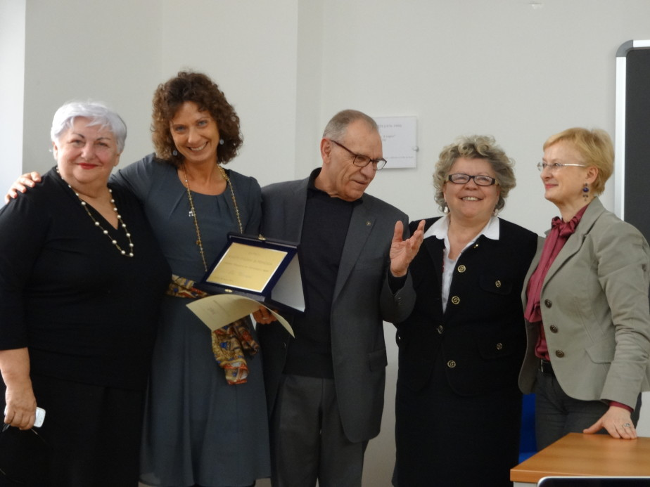 Cerimonia Premio Italiano Di Pedagogia 2014  8