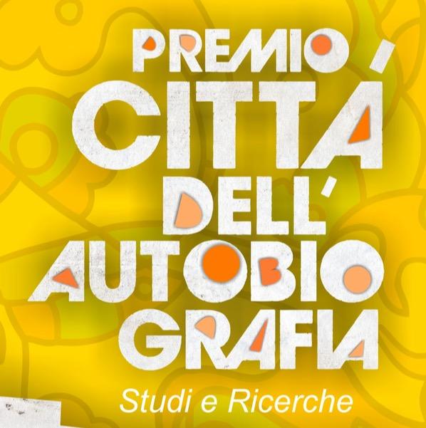 """Bando del Premio """"Città dell'Autobiografia. Studi e Ricerche"""""""