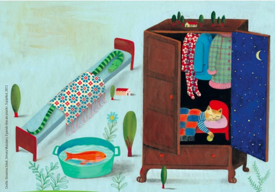 """6th International Conference European Network of Picturebook Research sul tema """"Home and Lived-In Spaces in Picturebooks from the 1950s to the Present"""", 28 – 30 Settembre, Padova"""