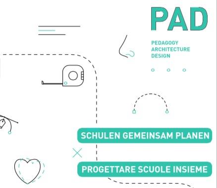 """Call for poster Convegno """"Progettare Scuole Insieme tra pedagogia, architettura e design"""", 27 Ottobre – Bolzano"""