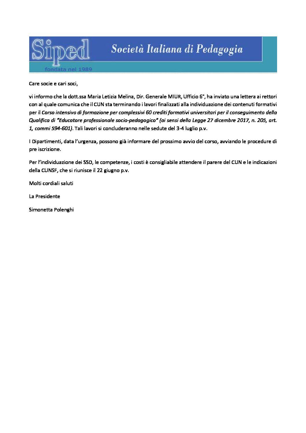 2018.06.20 – Corso 60 CFU per educatore professionale