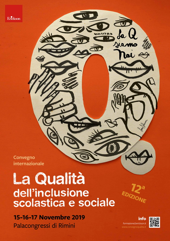 """Convegno Internazionale """"La Qualità dell'integrazione scolastica e sociale"""" – 15-17 novembre, Rimini"""