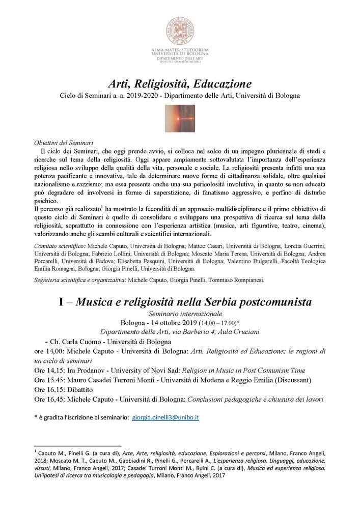 """Seminario """"Accompagnare e sostenere la professionalità dei beginner teachers"""" – 8 novembre, Bologna"""