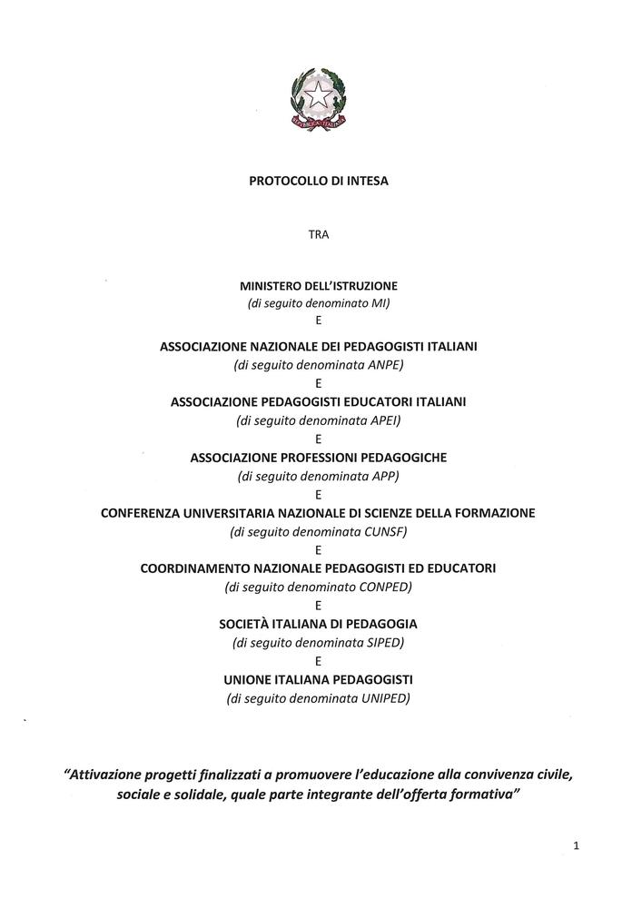 2020-08-29 – Protocollo MPI per l'attivazione di interventi pedagogici