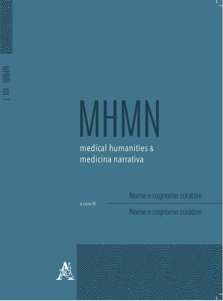 """Pubblicazione primo numero rivista """"Medical Humanities e medicina narrativa"""""""
