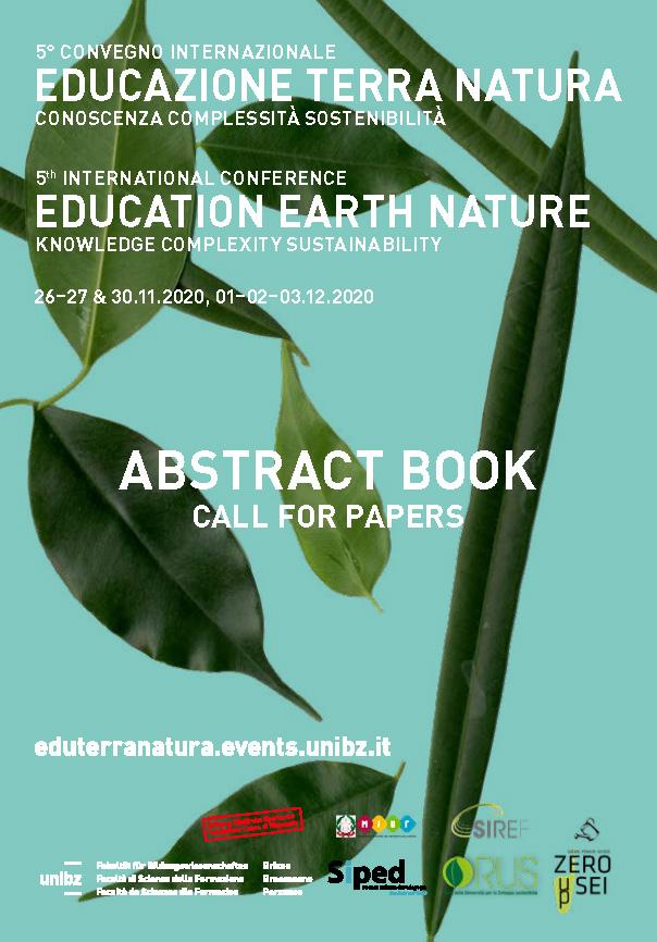 """Convegno Internazionale """"Educazione Terra Natura. Conoscenza Complessità Sostenibilità"""" – 26 novembre – 3 dicembre"""
