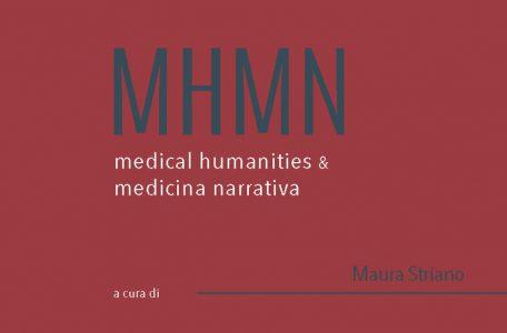 """Pubblicazione rivista """"Medical Humanities & Medicina Narrativa - MHMN"""" - Copertina"""
