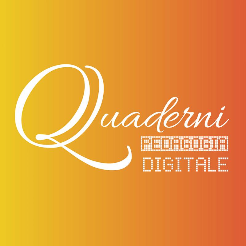 """Progetto """"Quaderni di Pedagogia Digitale"""" - Copertina"""
