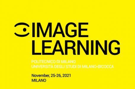 """Convegno """"Image Learning"""" - 25 e 26 novembre - Locandina"""