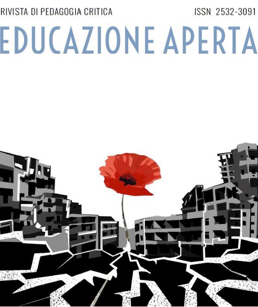 """Call for papers rivista """"Educazione aperta"""" sul tema """"Paulo Freire: radici e innesti, teorie e pratiche"""""""