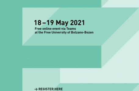 "Webinar ""Evaluation and use of inclusive teaching materials"" - 18 maggio - Locandina"