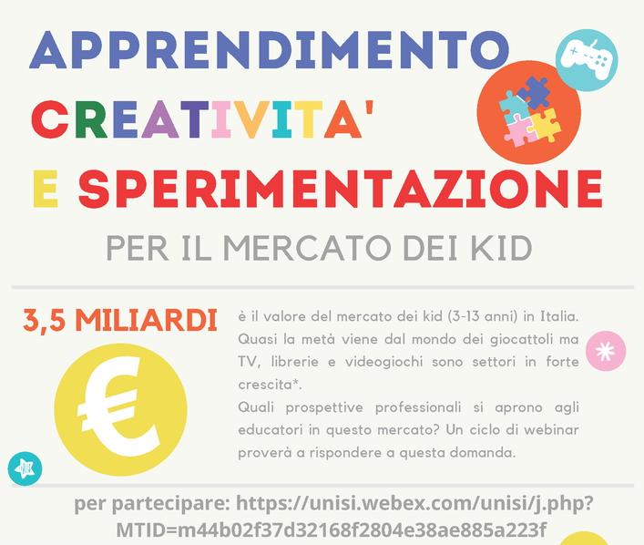 """Webinar """"Making e Tinkering. Nuove dimensioni per l'apprendimento"""" - 10 giugno"""