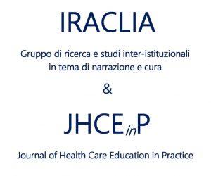 """Pubblicazione numero monografico rivista """"Health Care Education in Practice"""" dal titolo """"Racconti dalla pandemia"""" - Copertina"""